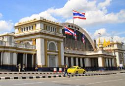 железнодорожный вокзал Бангкока