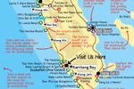 карта острова Ко Ланта