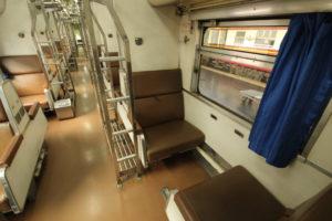 вагон второго класса