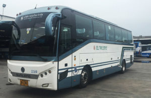 автобус Bell Travel