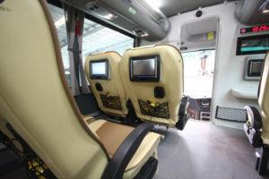 салон автобуса на Пхукет