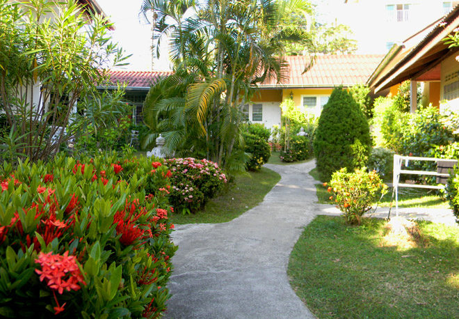 Holiday Village and Natural Garden Resort
