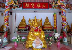 фрагмент китайского храма
