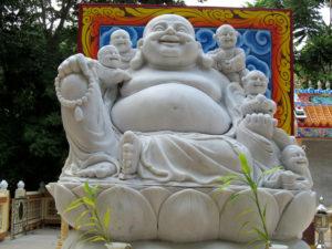 скульптура в храме