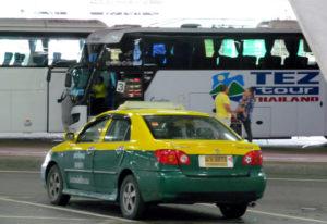 такси из аэропорта