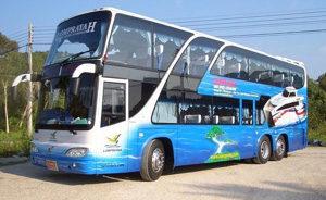 автобус на Каосан Роад