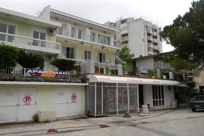 апартаменты в Герцег-Нови