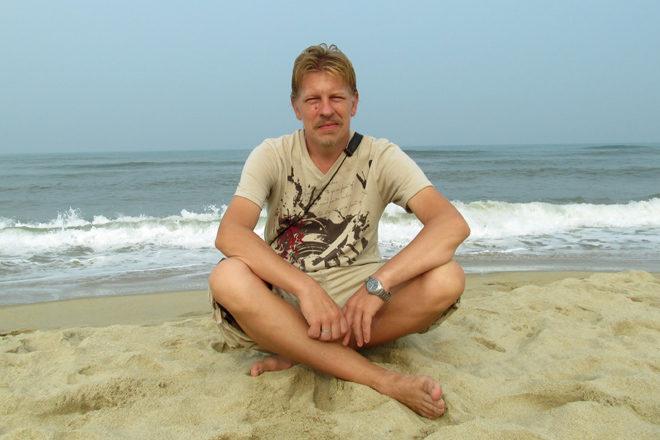 пляж в Хой Ане