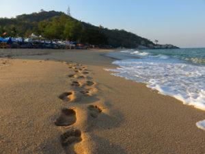 пляж в Хуа Хине