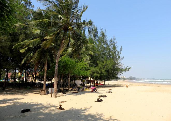 пляж Као Калок
