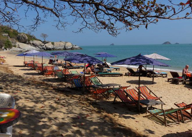 отдых на пляже Сай Ной