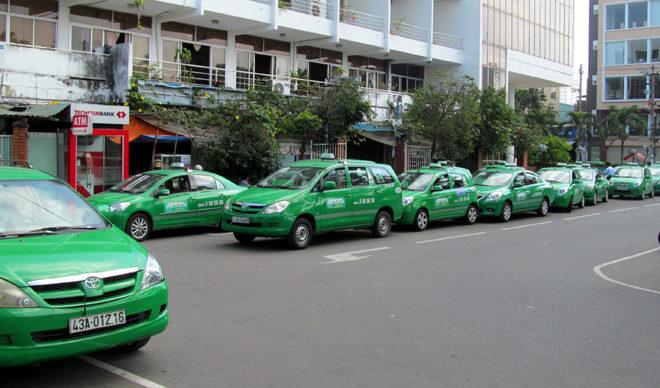 вьетнамские таксисты