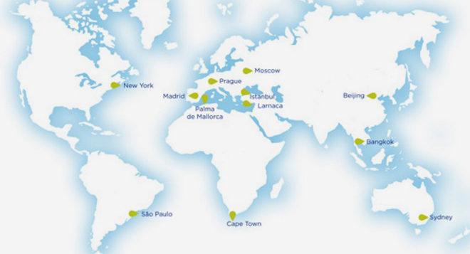 компании Euro Center на карте