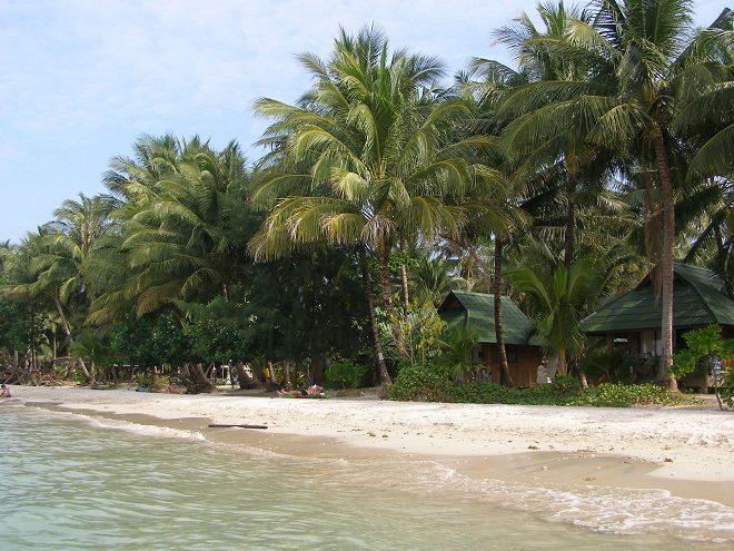 пляж Кай Бэ в 2007 году
