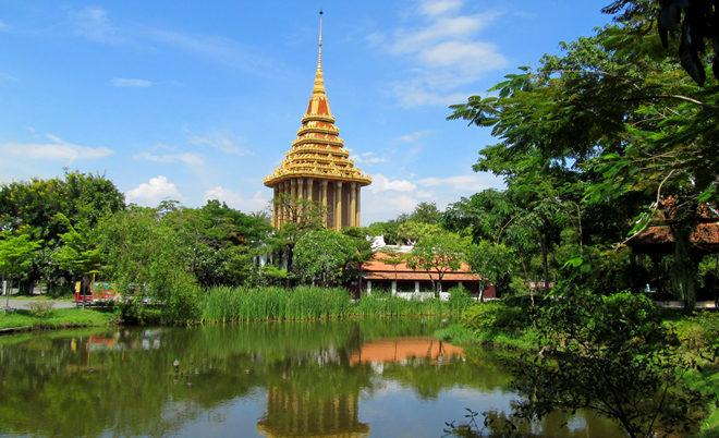 парк Мыанг Боран