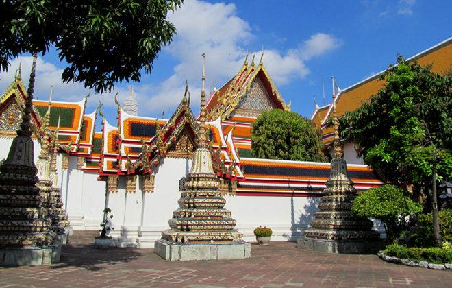 храмовый комплекс Ват По