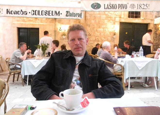 кафе в Дубровнике
