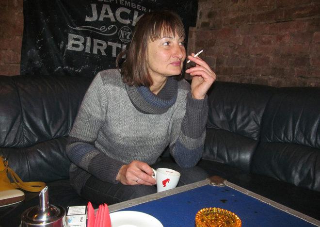 ресторан в Лиепае, где можно курить
