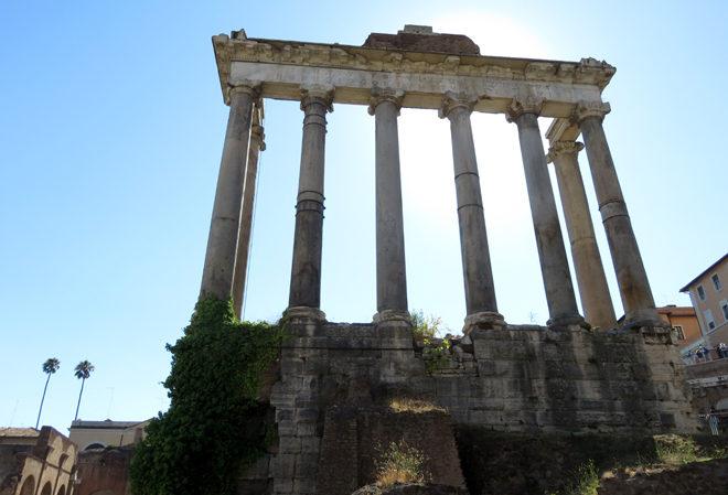 колонны в Риме