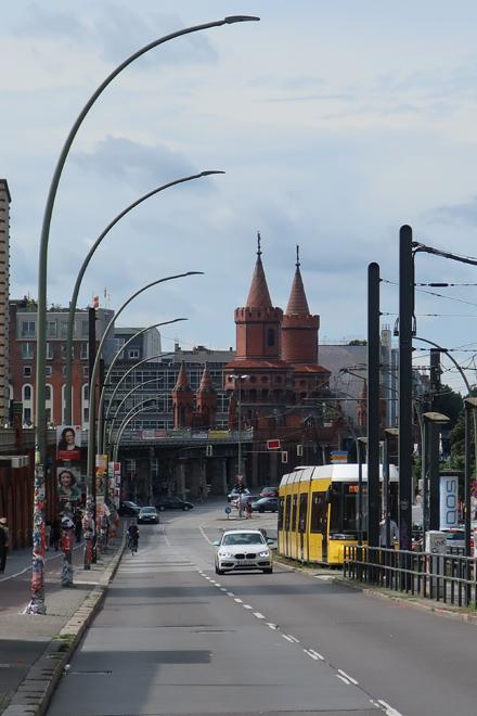 Восточный сектор Берлина